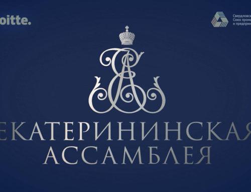 Мультимедийное сопровождение V Екатерининской ассамблеи