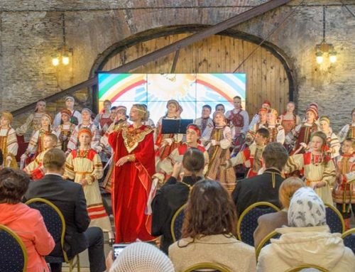 Техническое сопровождение IV фестиваля духовной и народной музыки