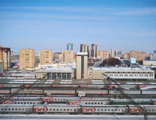 Фильм о Тюменском регионе Свердловской железной дороги (июль 2018 г.)