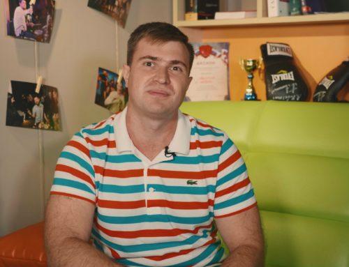 Видеовизитка СКБ-банк для участия в молодежном форуме Горизонты